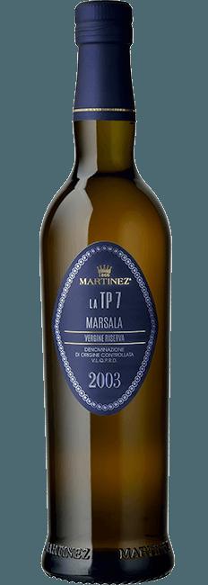 La TP7 – Marsala Vergine Riserva 2003 DOC